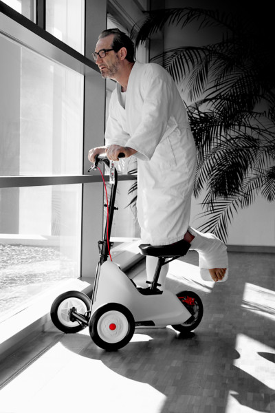 Orthoscoot-Roller