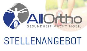 Stellenangebot AllOrtho GmbH