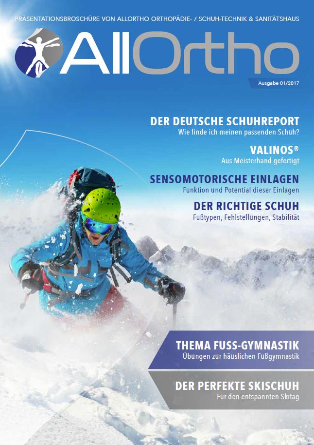 AllOrtho Magazin Ausgabe 01/2017