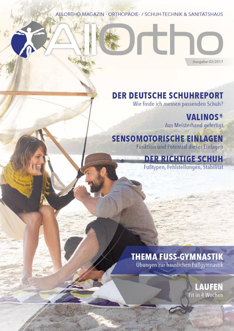 AllOrtho Magazin Ausgabe 02/2017